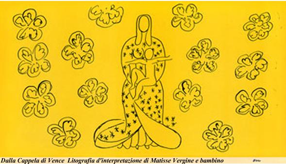 Matisse con didascalia