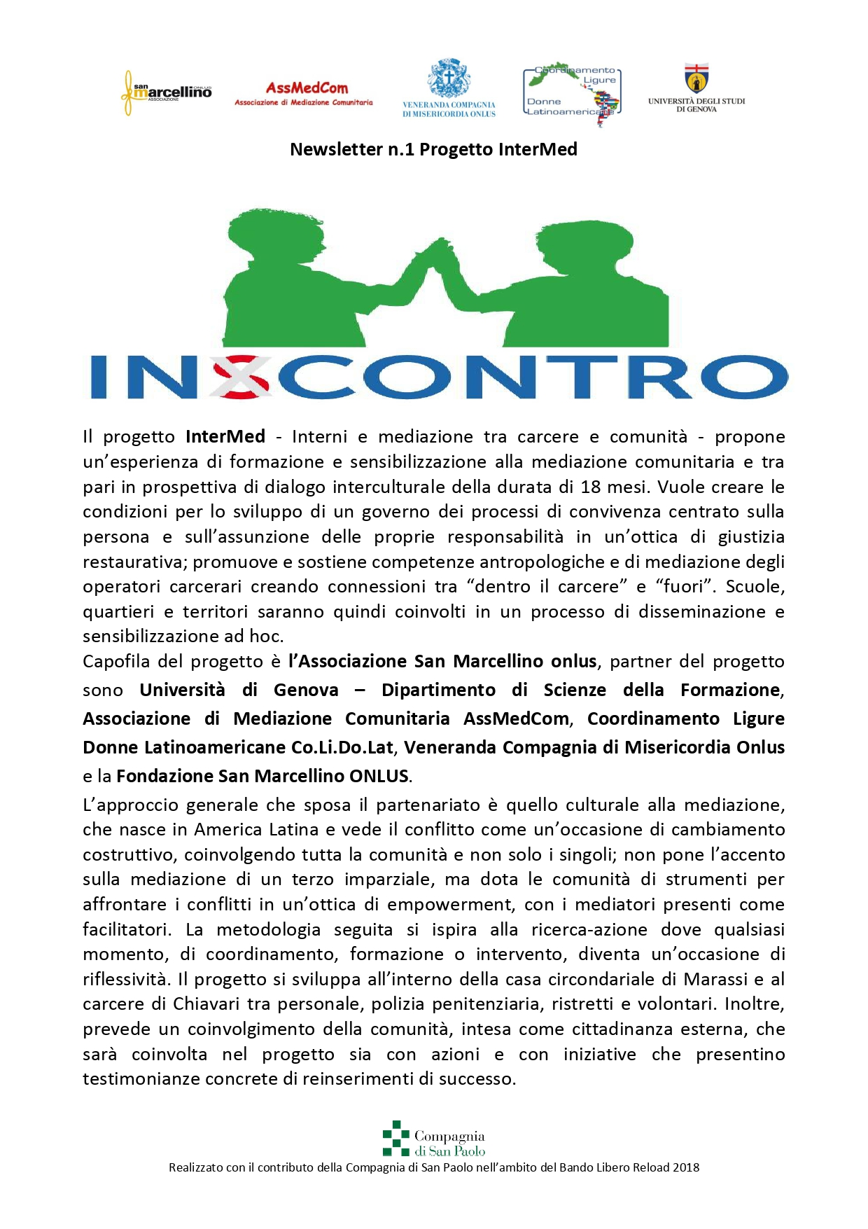 INSCONTRO INTERMED